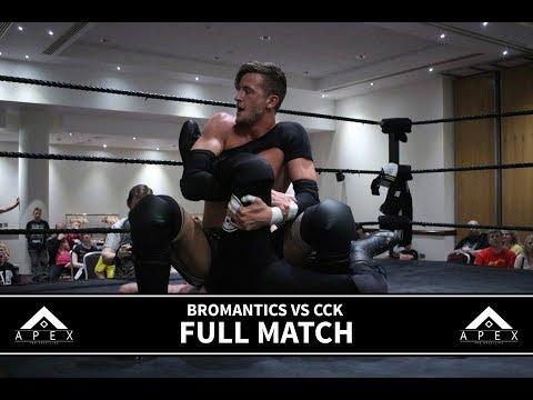 APEX Pro Wrestling: Kingdom - The Bromantics Vs. CCK (Chris Brookes And Kid Lykos)