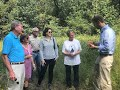 Monarch Habitat Conservation in Action Made Possible through Amazing Partnerships!