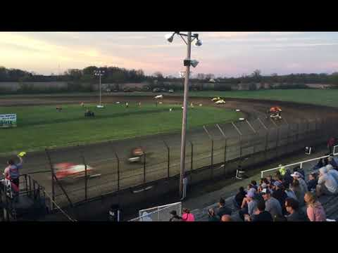 Midwest Sprint Car Series - $3,000 to Win Feature