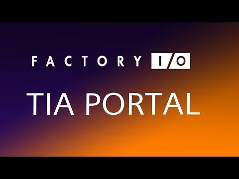 Factory IO & PLC S7 1500 Örnek Proje