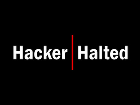 Hacker Halted logo