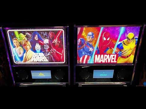 STAR WARS PINBALL ARCADE1UP from Arcade Will