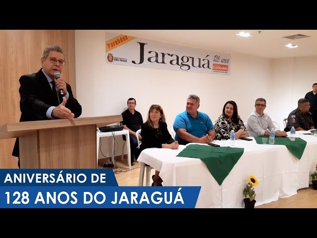 Aniversário de 128 anos do Jaraguá