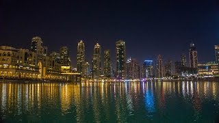Dubai Fountain  - Reisgenie.nl