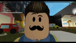 Hello Neighbor ROBLOX Ep. 4