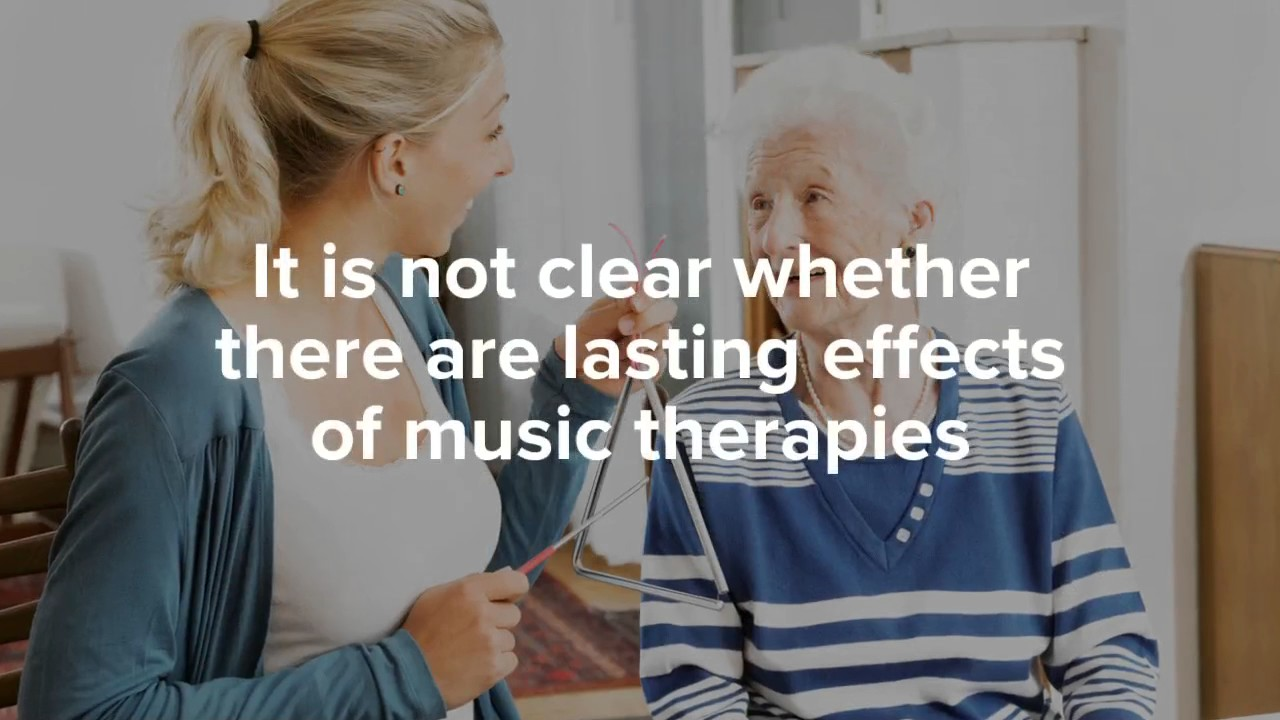 Music Therapy For Dementia Youtube
