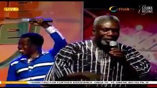 KK Kabobo - Onyame Ehu Wo Live Band performance