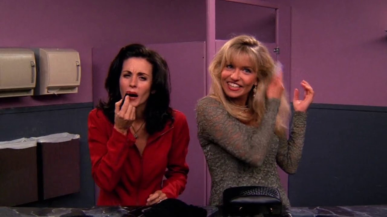 Download Friends _ S1E5 _ Joey and Monica's Double Date