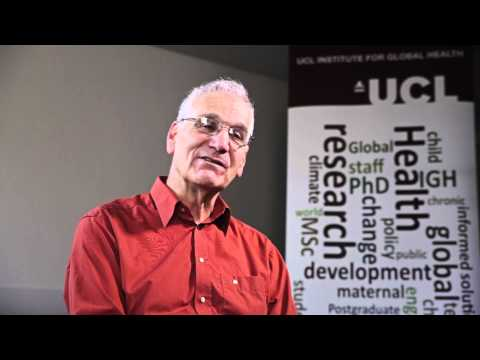 The threat of HIV/AIDS and Emerging Viruses - Robin Weiss