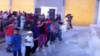 Praising in Mexico
