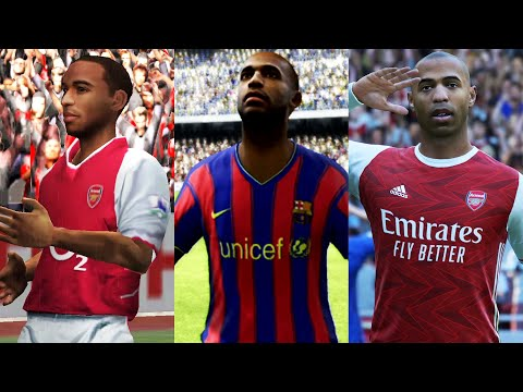 THIERRY HENRY IN