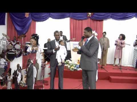 S.K. ZIMBABWE(3) Naming Cere: Kavin Takyi Boamah Assemblies Of God Church:(Spain)
