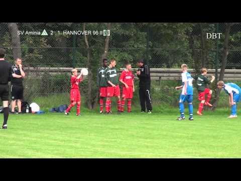 Fussball der U15 in Hannover. (2015)