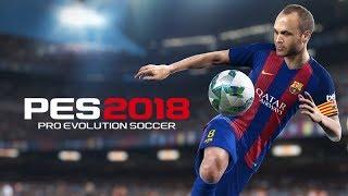 Pro Evolution Soccer 2018 - Gamescom Trailer | PS4, PS3