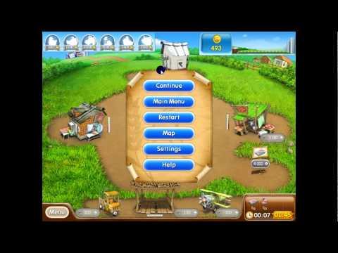 Farm Frenzy 2 طريقة تهكير لعبة | FunnyDog TV