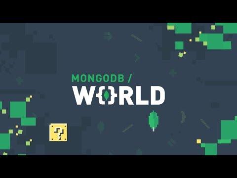 MongoDB World 2019 Keynote — 30 Minute Abridged Version