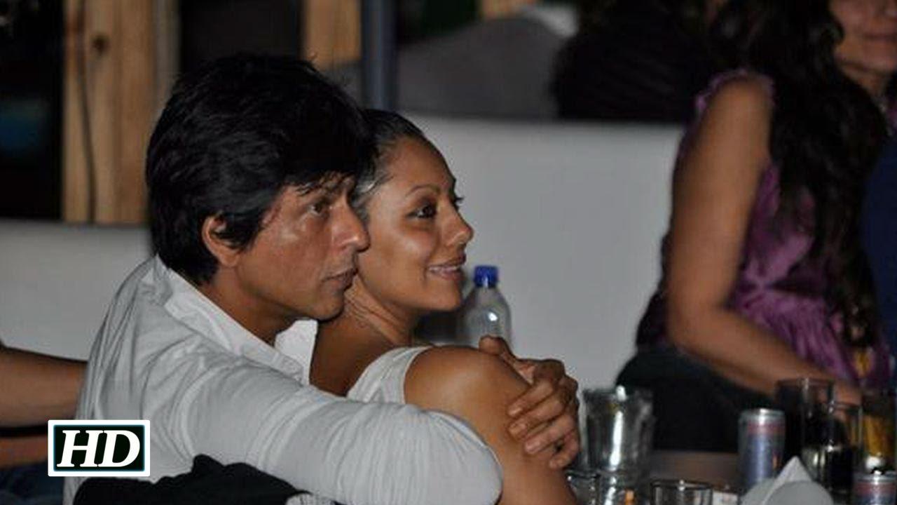 Shah Rukh Gauri S 24th Wedding Anniversary Celebrations Inside Video