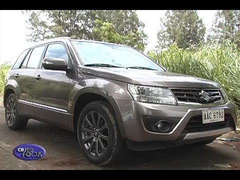 auto focus car review suzuki grand vitara 2017 youtube. Black Bedroom Furniture Sets. Home Design Ideas