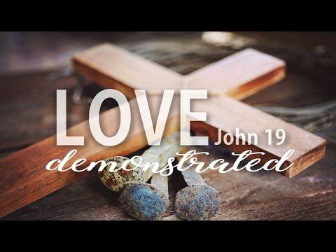JOHN 19: 1-42 (PASTOR TONY CLARK) 04/14/2017 GOOD FRIDAY