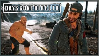 HORDAS DE ZOMBIES VS VEGETTA777 (DAYS GONE)