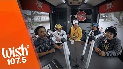 "O.C. Dawgs perform ""Pauwi Nako"" LIVE on Wish 107.5 Bus"