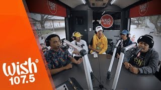 "O.C. Dawgs performs ""Pauwi Nako"" LIVE on Wish 107.5 Bus MP3"