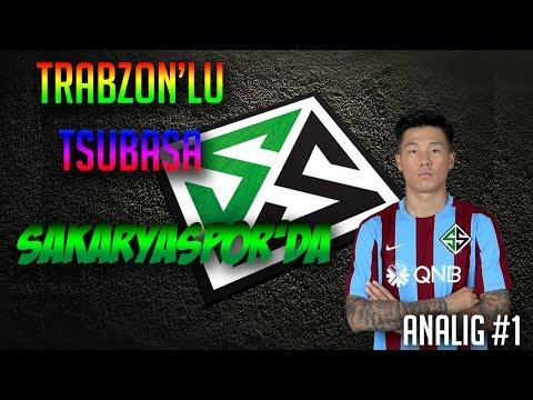 Sakaryaspor TFF 1.Lig ' de - Pes 2017 Analig (exTReme 17)