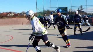 Panteri vs Carpathians 7   drzanie hokejky