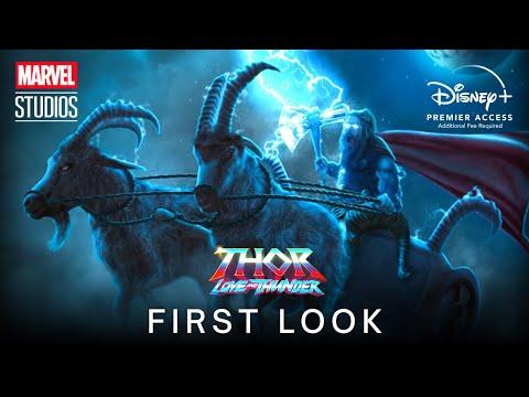 Download THOR 4: Love and Thunder (2022) Teaser Trailer | Marvel Studios & Disney+