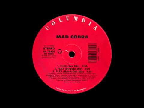 Mad Cobra - Flex (Sex Mix) [1992]