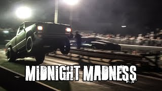 Ohio's MOST INSANE Drag Race : MIDNIGHT MADNESS $13,000 To Win