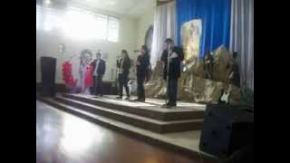 Huellas de Jesus live