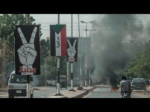 السودان: المجلس العسكري يدعو إلى توحيد الوساطات الدولية بشأن المرحلة الانتقالية  - نشر قبل 20 دقيقة
