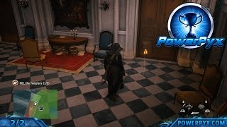 Assassin's Creed Unity - All Sync Point Locations (Co-Op Skill Upgrades) - Heads Will Roll