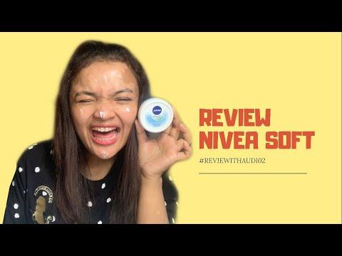 #RWA Vol 02 || REVIEW NIVEA SOFT! PELEMBAP FAVORITE AUDI😍😍