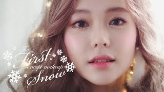 첫눈 메이크업 First Snow Make-up (with Subs) | Heizle