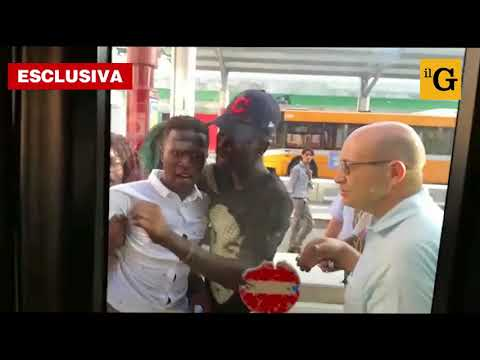 Migranti hanno aggredito l'autista del bus di Parma