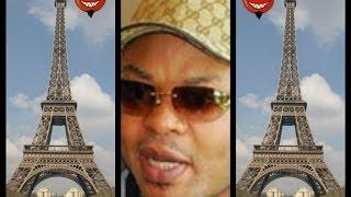 """FLOP : UN """"MULUBA"""" CONGOLAIS A PARIS FAIT LA PLUIE ET LE BEAU TEMPS (TRIBALISME CONGOLAIS ???)"""
