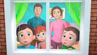 The Rain Song | Come Again Another Day Nursery Rhymes & Kids Songs