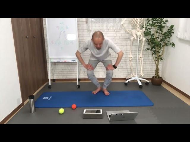 体幹のトレーニング&ストレッチ①(フル)