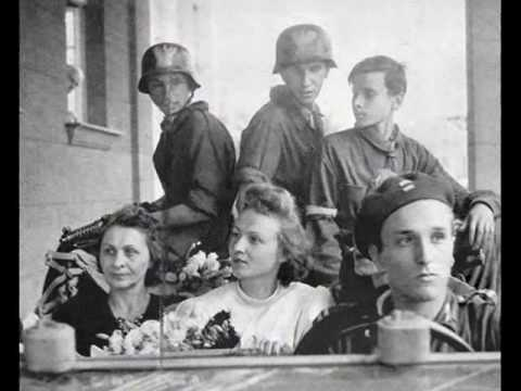 Tribute Warsaw Uprising 1944