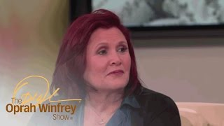 How Carrie Fisher Came to Terms With Having a Mental Illness | The Oprah Winfrey Show | OWN