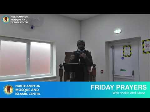 LIVE- Friday Prayers NMIC UK 05/03/2021