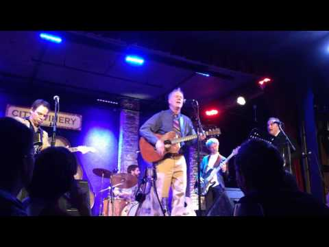 """Dead Skunk"" Loudon Wainwright III @ City Winery,NYC 10-9-2015"