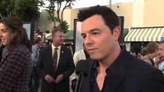 A Million Ways to Die in the West: Director Seth MacFarlane Red Carpet Premiere Interview
