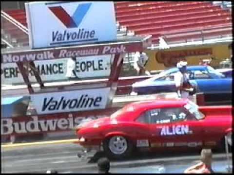Norwalk Raceway Park - 1995 Super Chevy Show + Car Show!