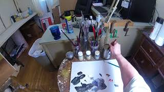 Oil Painting - Basic Layer Part 9