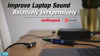 Improve Laptop Sound Relatively Inexpensively
