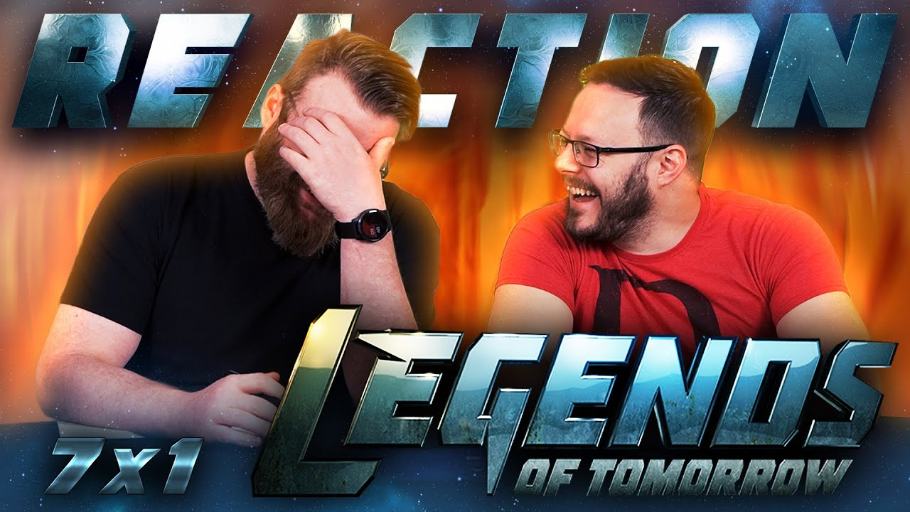 """Legends of Tomorrow 7x1 REACTION!! """"The Bullet Blondes"""""""