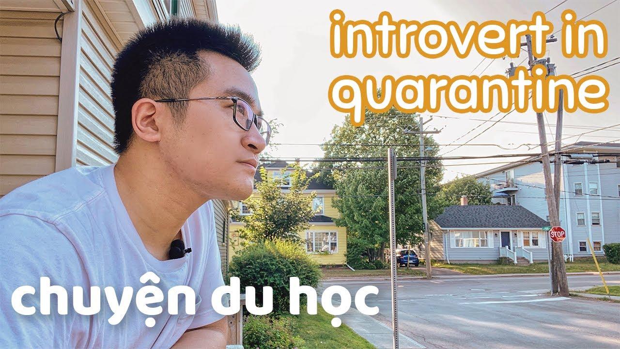 Một đứa introvert 3 tháng hè kẹt ở Canada … | CHUYỆN DU HỌC